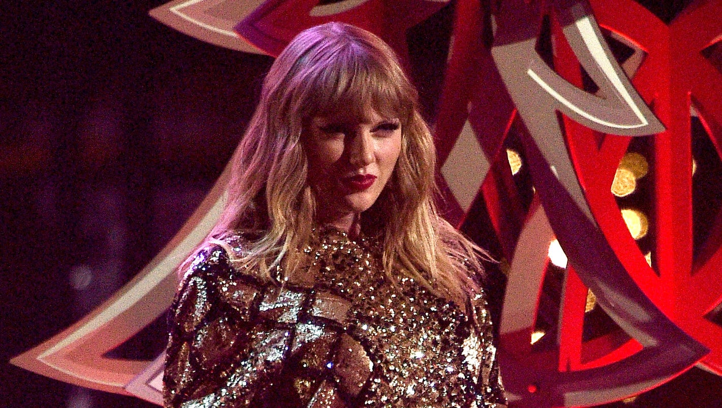 Taylor Swift, a 'Time' Person of the Year, still hasn't received her court-ordered $1