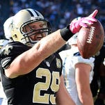 Report: Dover native John Kuhn re-signs with Saints
