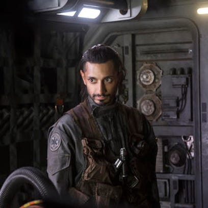 This image released by Lucasfilm Ltd. shows Riz Ahmed
