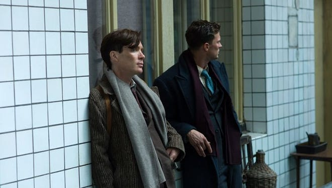 """Cillian Murphy, left, and Jamie Dornan star in """"Anthropoid."""" The film opens Friday at Small Star Art House."""