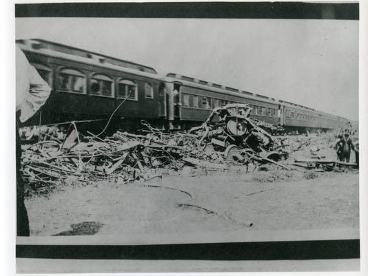 The 100th anniversery of Showman's Rest, and Hagenbeck-Wallace circus train wreck of 1918 killing and estimated 85 circus