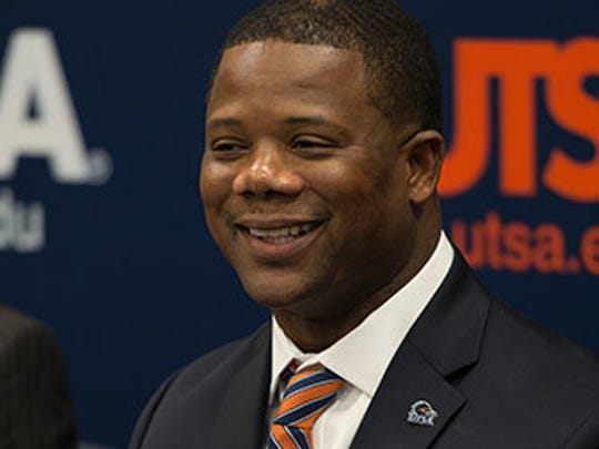 Frank Wilson was an assistant coach at Ole Miss in the mid-2000s.