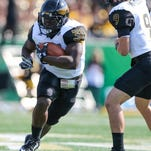 Southern Miss running back Jalen Richard will lead the Golden Eagles into battle against Louisiana Tech Saturday.