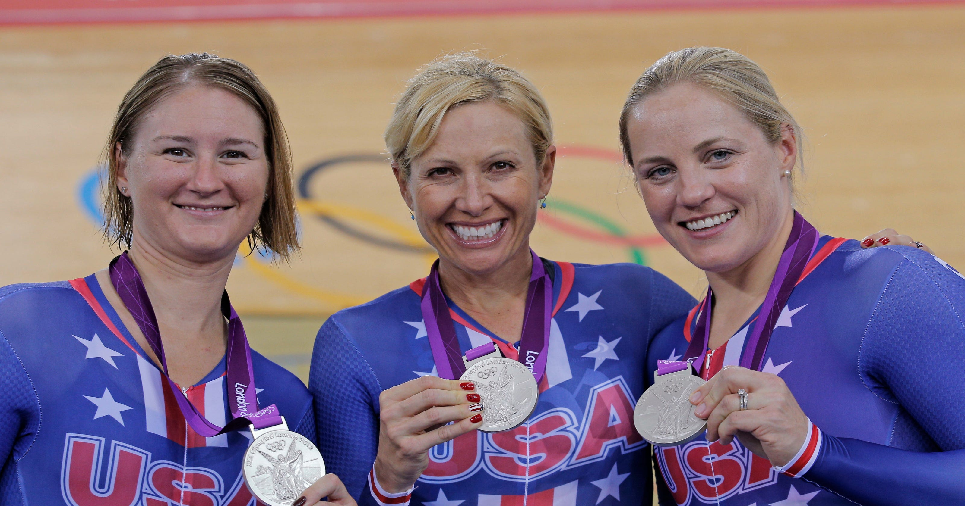 f2f01a6ab 3-time Olympic cyclist Sarah Hammer retires from riding