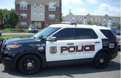 Carteret fire department sexual harassment