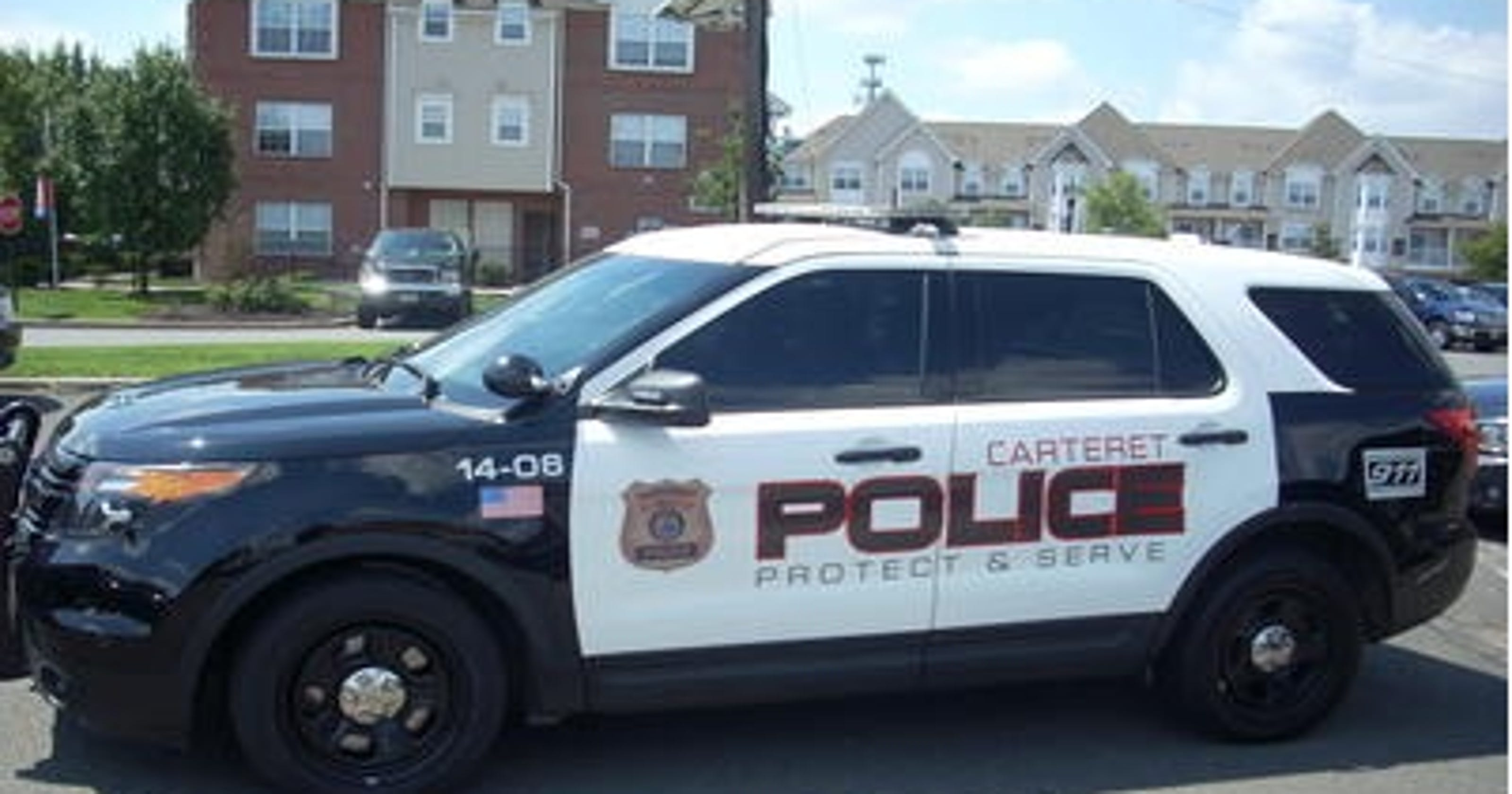 Monmouth and Ocean county police blotter