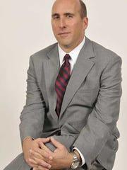 Brian W. Casey is DePauw's president.