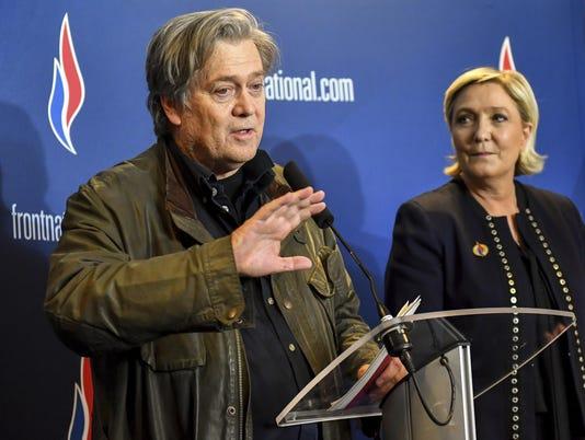 France Far Right New Identity