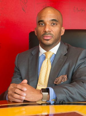 Luvelle Brown is the superintendent of the Ithaca City School District.