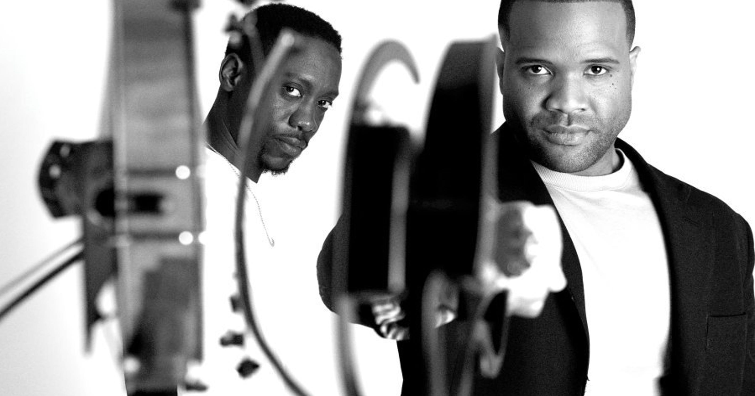 Black Violin smashing 'Stereotypes' through music