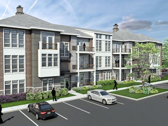 Delco Development of Willingboro plans to build the