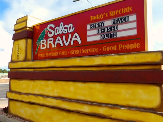 Salsa Brava has been featured on the popular television