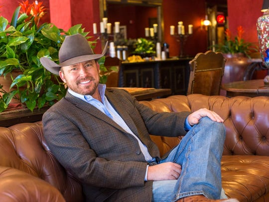 Chad Prather performs at 8 p.m. Thursday, Jan. 31 at the Visalia Fox Theatre.