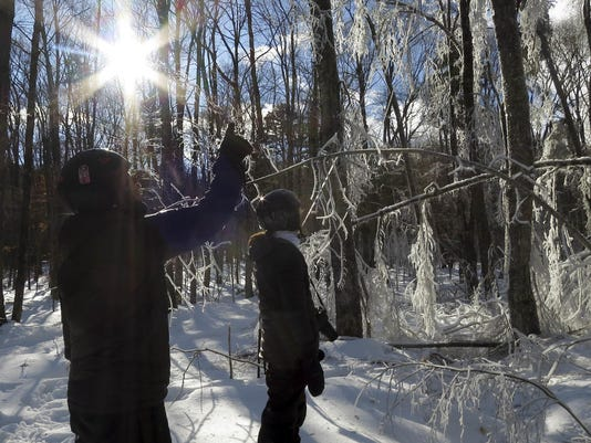 Making Ice Storms