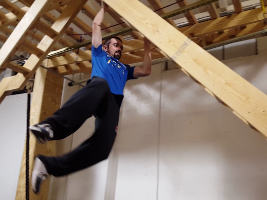 VertiQuest offers parkour, ninja training and fun in Bound Brook.