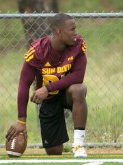 ASU wide receiver Kyle Williams.