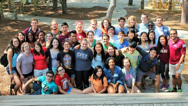 InterVarsity welcomes different perspectives and engages in religious discussions.