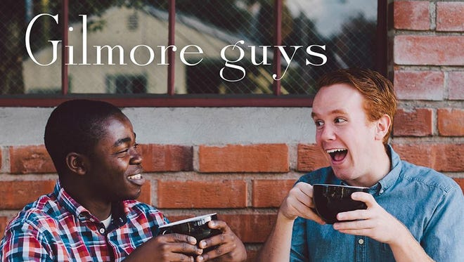 'Gilmore Guys' Demi Adejuyigbe and Kevin T. Porter are bringing their popular podcast to TPAC