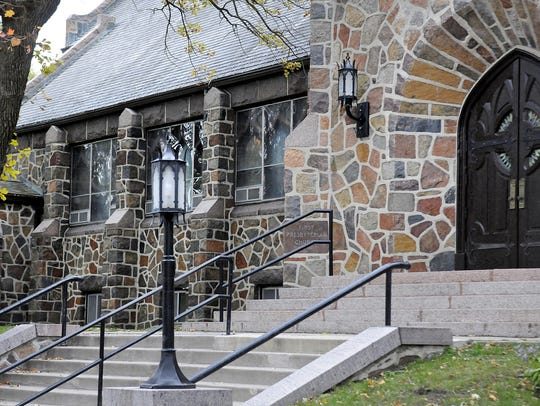 For years, First Presbyterian Church in St. Cloud was