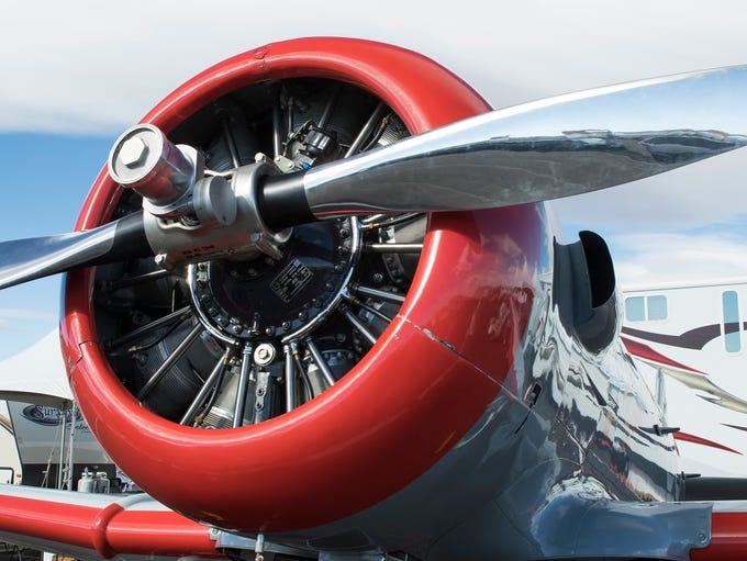 Reno Air Races. September 16, 2015