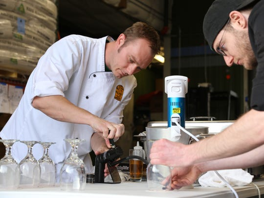 Matt Smith is the Executive Chef of Door 222 in Loveland and will also oversee the new Locality Kitchen and Bar.
