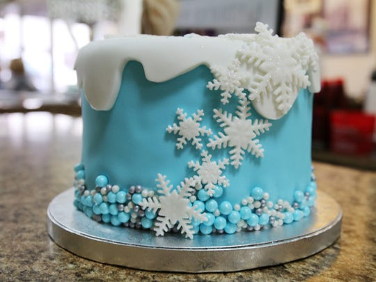 Make the real thing! Cherry City Cake & Candy Supply is hosting cake decorating classes this month to teach folks how to decorate cakes with fondant or buttercream icing. Learn to make the snowflakes, too.
