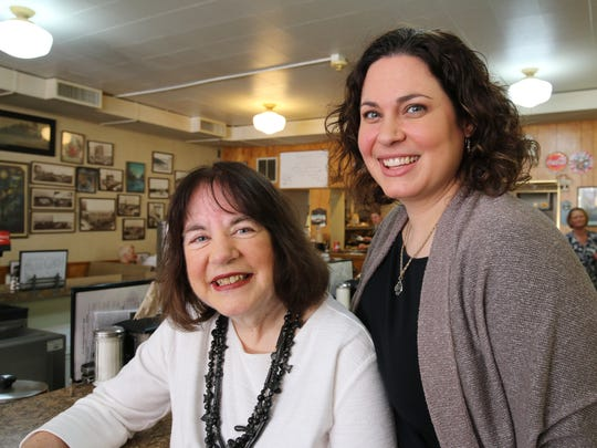 Marsh Shadbolt, left, and her daughter, Celeste Bonniksen, of Cherry Country, are inviting Mid-Valley residents to a Chocolate Indulgence at their cherry orchard this weekend.