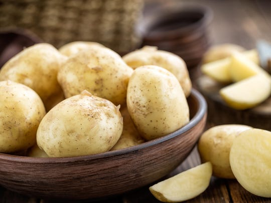 A recent study rated potatoes as the No. 1 most satisfying