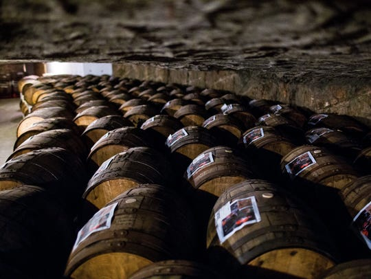 More than 6,000 barrels of Founders Brewing Company's