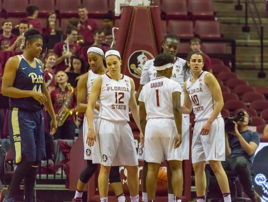 The Florida State women's basketball team has lost