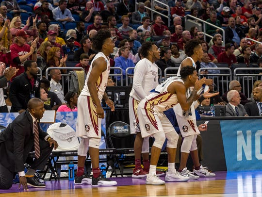 Florida State is looking to make its fifth Sweet 16