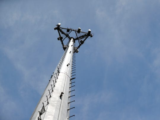 Cell towers know where you are. Can the police find