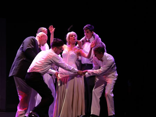 "The Stage Door brings Argentina to St. George in ""Evita"""