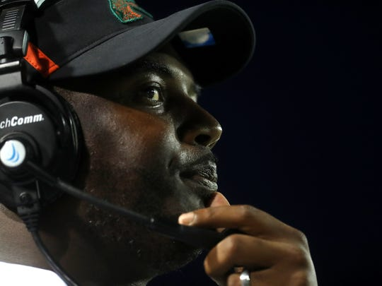 FAMU head coach Willie Simmons looks to begin the MEAC