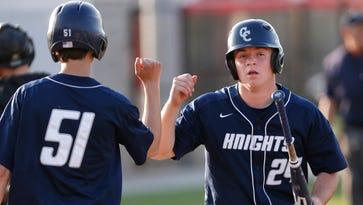 Indiana high school baseball sectional pairings