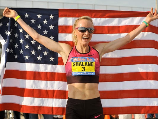 Boston Marathon Flanagan Athletics