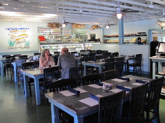 Deep Lagoon Seafood & Fish Market recently replaced Randy's Fishmarket Restaurant at 10395 U.S. 41 N. in North Naples.