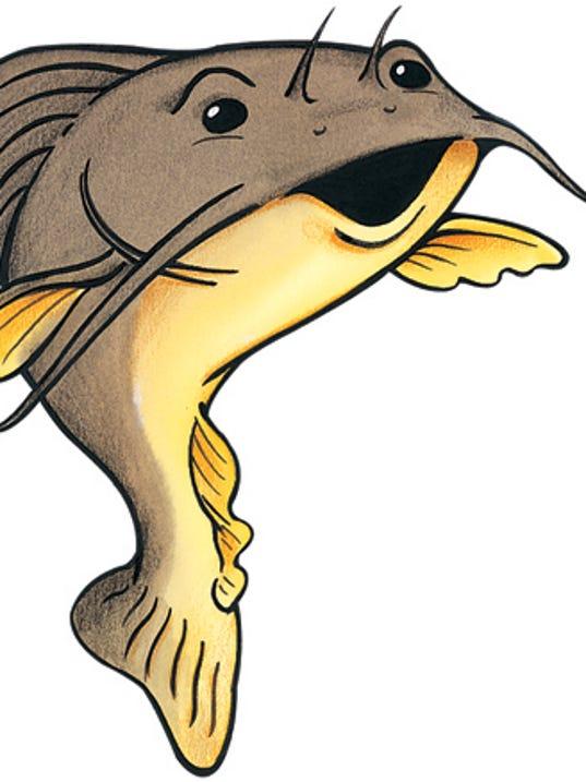 Pin Cartoon Catfish On Pinterest