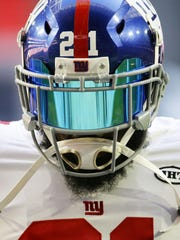 New York Giants safety  Landon Collins on Dec. 24,