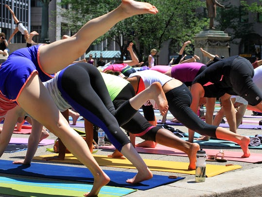 Feminists have it wrong in war to allow yoga pants at school