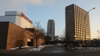 Kellogg Arena had been home of the state team wrestling championships since 1988, but the event moves to Mount Pleasant next year. Downtown business owners are disappointed.