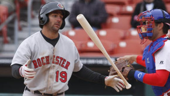 The Wings should be OK despite losing center fielder Darin Mastroianni, who was hitting .450 through four games.