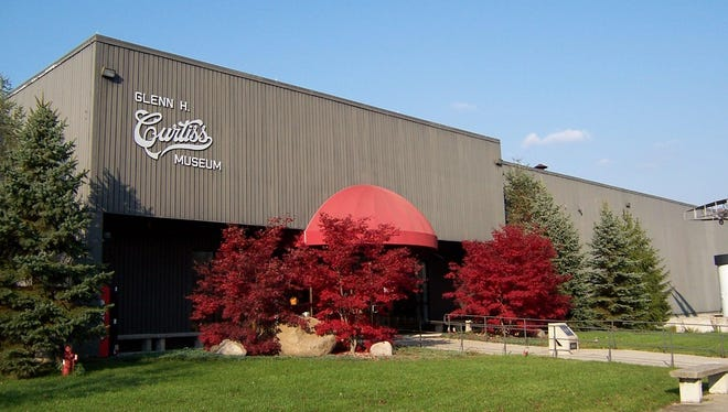 The Glenn H. Curtiss Museum will hold an open house Saturday.