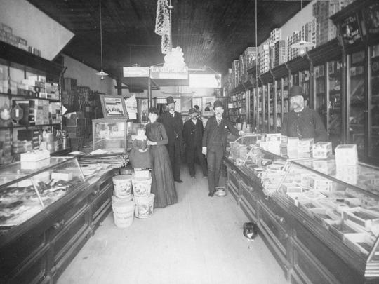 A family-owned general store.