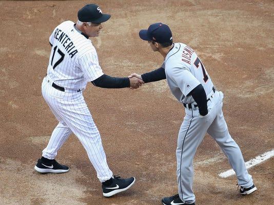Detroit Tigers v Chicago White Sox