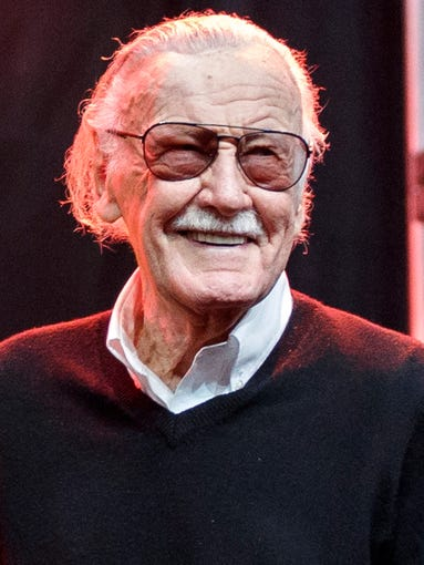 Legendary comic book creator Stan Lee will appear at