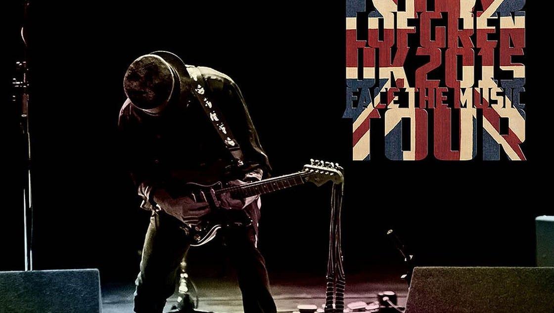 Nils Lofgren - The Best