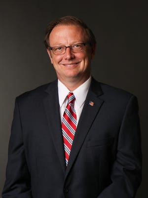 Hans Reigle is running for the U.S. House of Representatives. The Caesar Rodney High School graduate is a former military pilot and mayor of Wyoming.