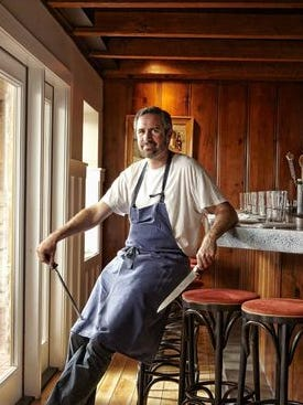 Chef Kevin Binkley is Arizona's lone finalist in this year's James Beard Awards, the restaurant industry's version of the Academy Awards.