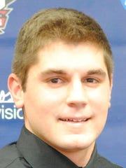 Indiana University of Pennsylvania baseball player Dan Sepic (Central York)